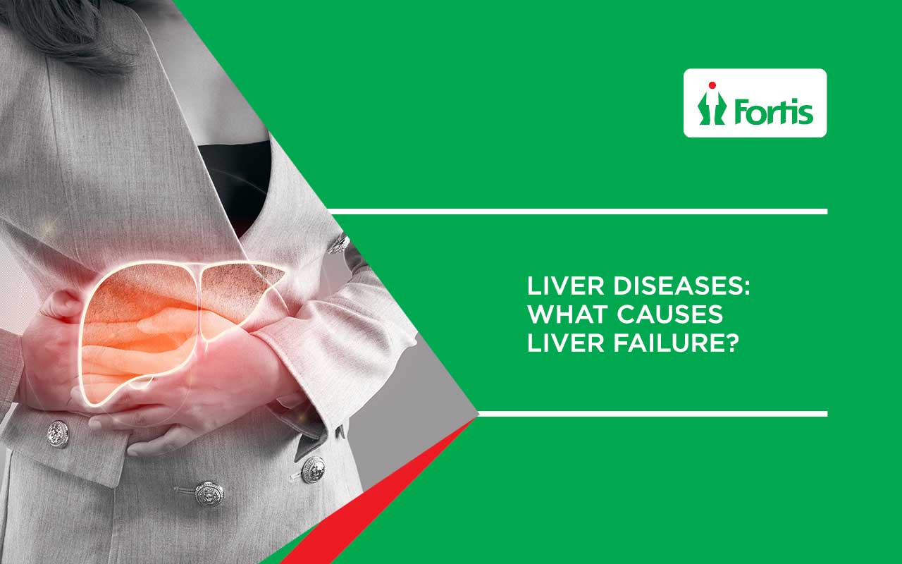 Liver diseases: signs and symptoms of liver disease