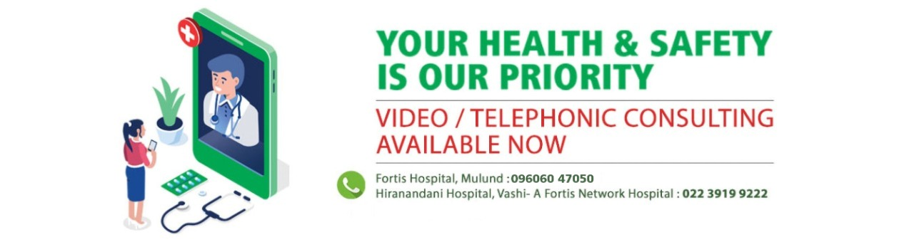 Tele / Video Consultation - Book Online