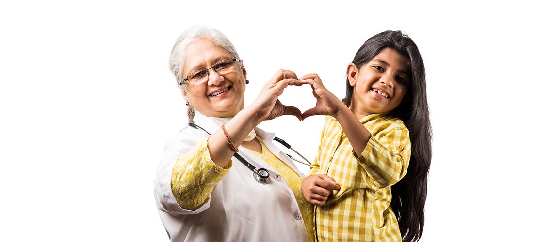 Fortis Child Heart Mission Scientific Work