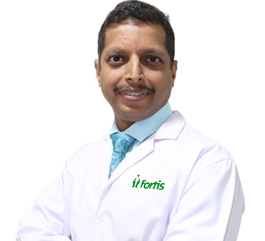 Dr Satish Javali