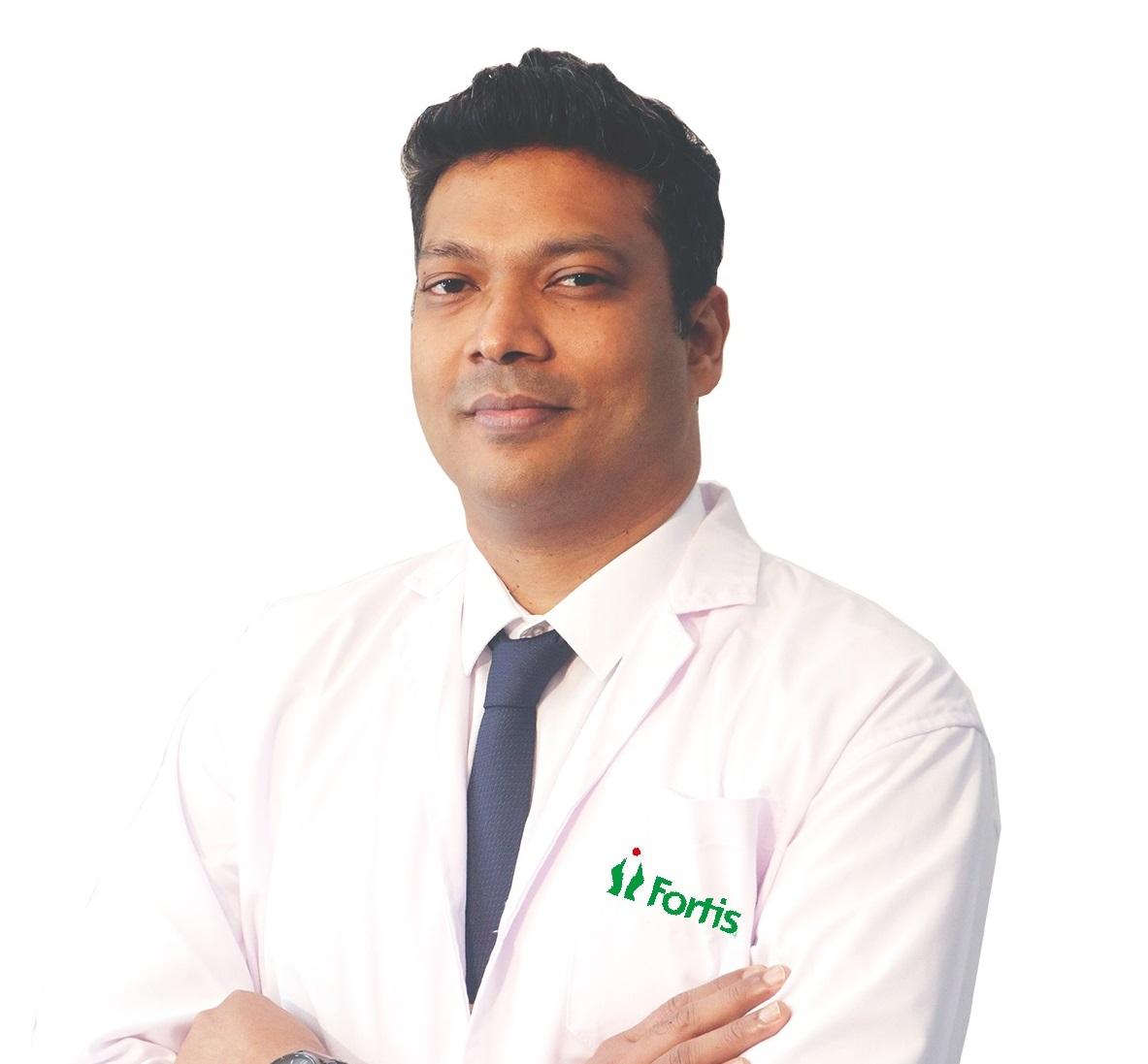 Dr Charudatt Vaity