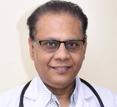 Dr Aruna Bhave