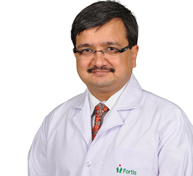 Dr Pankaj Maheshwari | Senior Consultant and Chief Urologist & Andrologist at Fortis Hospital Mulund, Mumbai