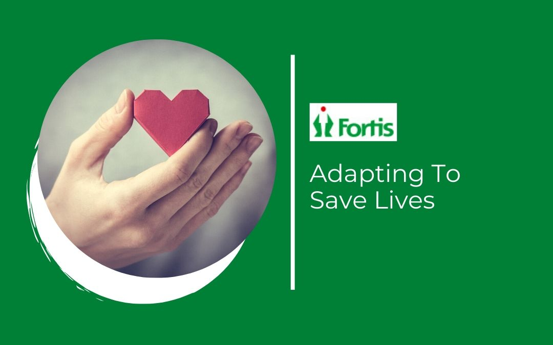 News - Adapting To Save Lives