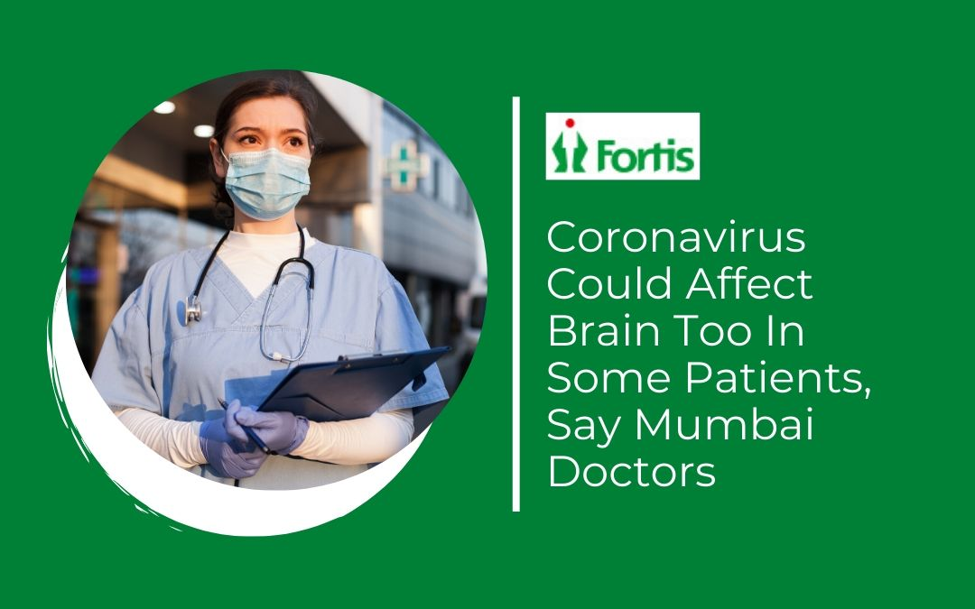 News - Coronavirus Could Affect Brain Too In Some Patients, Say Mumbai Doctors