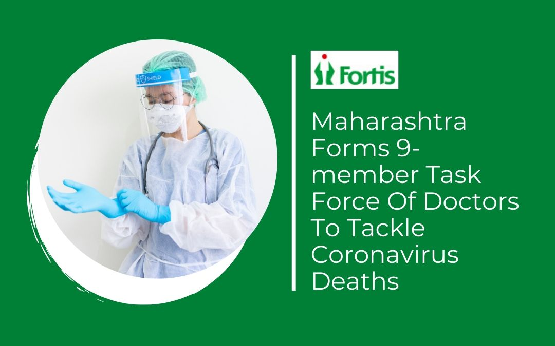 News - Maharashtra Forms 9-member Task Force Of Doctors To Tackle Coronavirus Deaths
