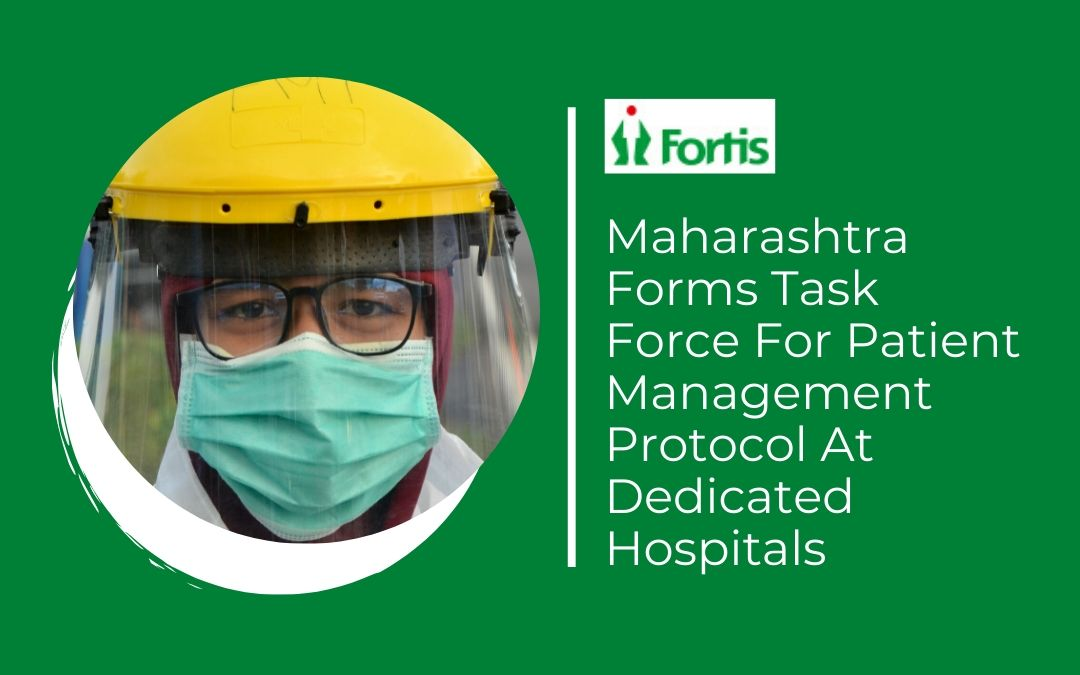 News - Maharashtra Forms Task Force For Patient Management Protocol At Dedicated Hospitals