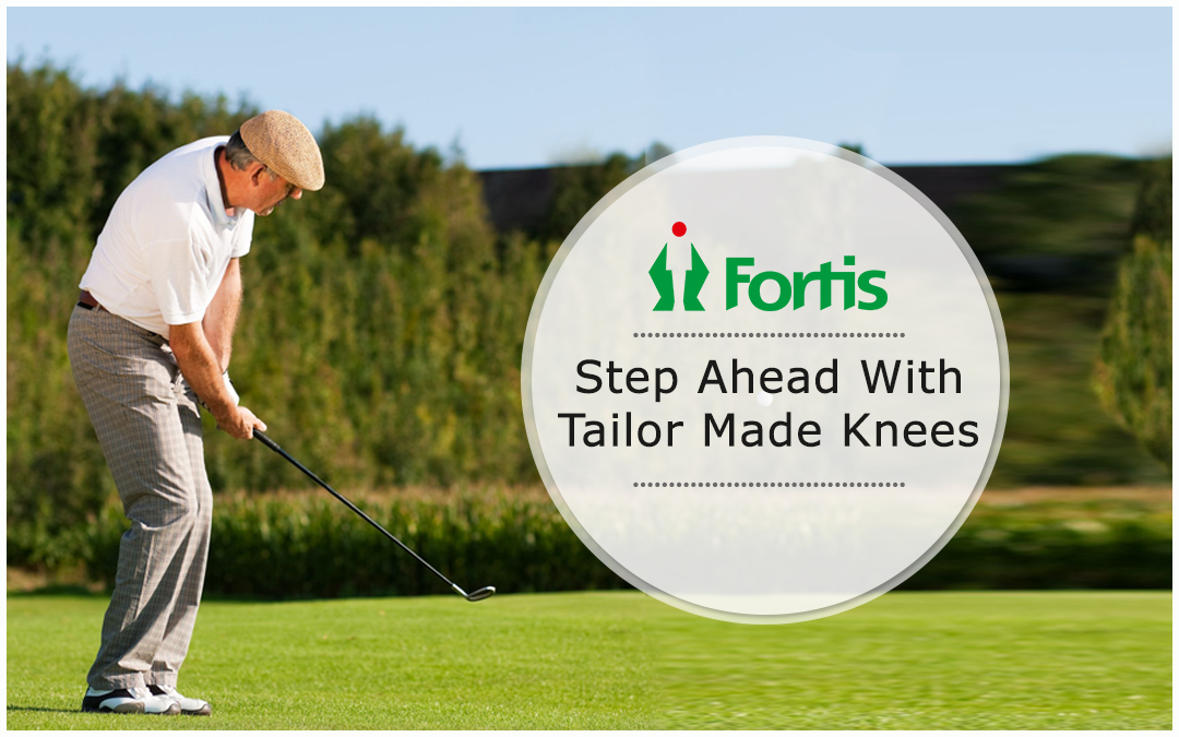 News - Step Ahead With Tailor Made Knees