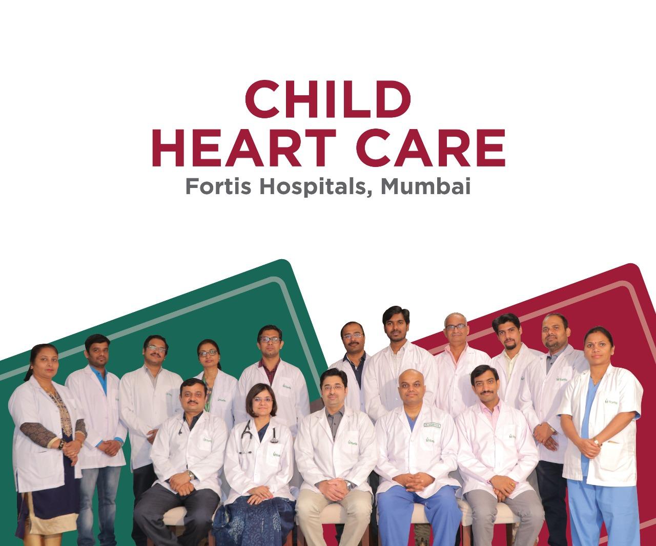 Best Paediatric Cardiologists Cardiac Surgeon In Mumbai Fortis Mumbai